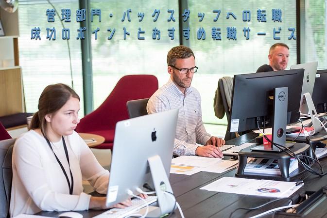 管理部門・バックスタッフへの転職 成功のポイントとおすすめ転職サービス